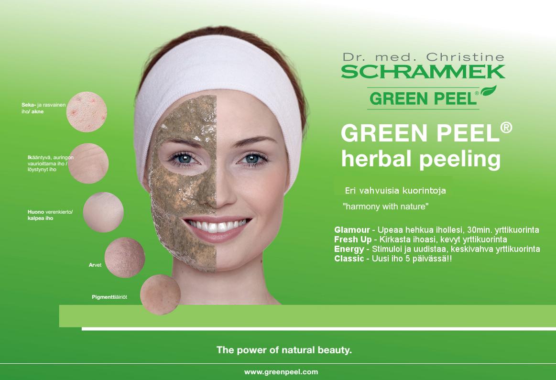 Green Peel markkinointiin